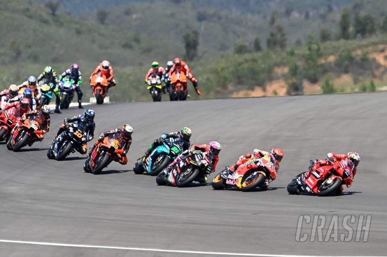 Marc Marquez, MotoGP race, Portuguese MotoGP 18 April 2021