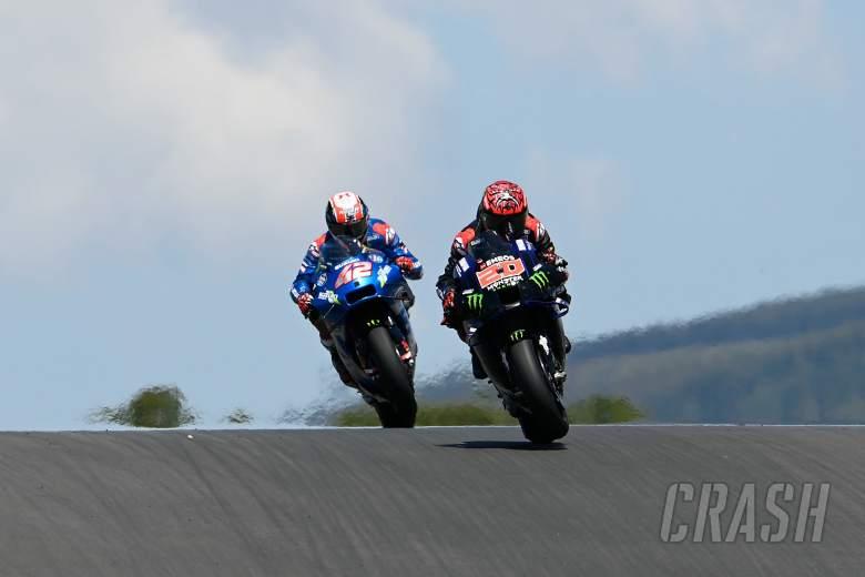 Fabio Quartararo, MotoGP race, Portuguese MotoGP 18 April 2021