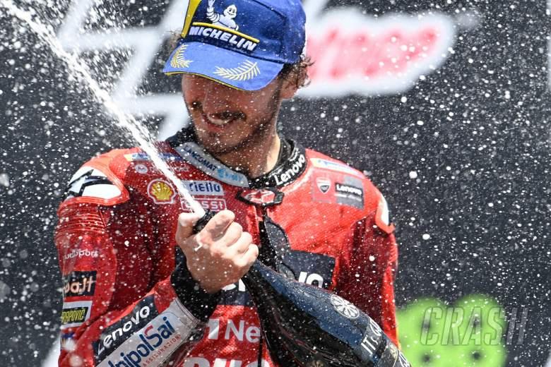 Francesco Bagnaia, MotoGP race, Portuguese MotoGP 18 April 2021