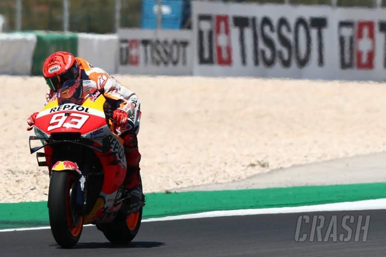 Marc Marquez MotoGP race, Portuguese MotoGP. 18 April 2021