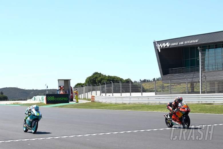 Pedro Acosta, Moto3 race, Portuguese MotoGP 18 April 2021