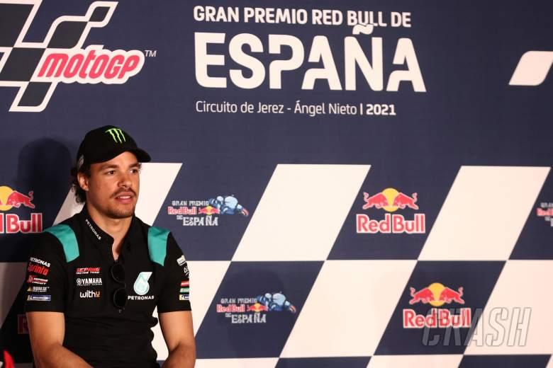 Franco Morbidelli Spanish MotoGP, 29 April 2021