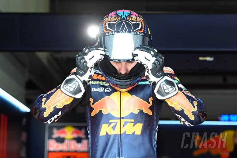 Remy Gardner, Moto2, Spanish MotoGP, 30 April 2021