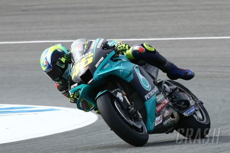 Valentino Rossi Spanish MotoGP, 30 April 2021
