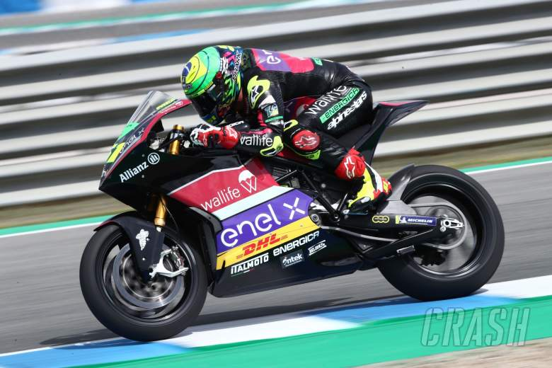 Eric Granado, MotoE, Spanish MotoGP, 30 April 2021