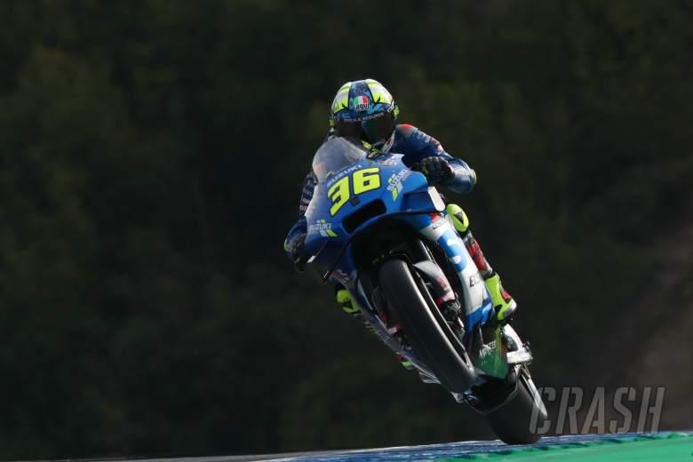 Joan Mir Spanish MotoGP, 30 April 2021