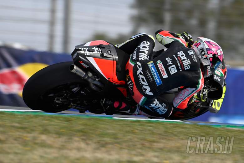 Aleix Espargaro, MotoGP, Spanish MotoGP 30 April 2021