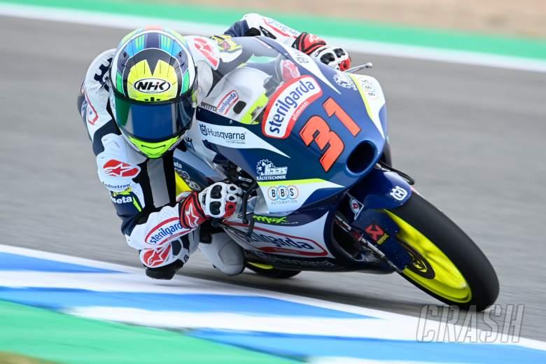 Adrian Fernandez, Moto3, Spanish MotoGP, 30 April 2021