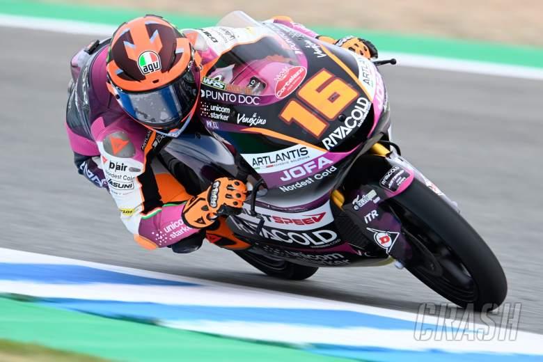 Andrea Migno, Moto3, Spanish MotoGP, 30 April 2021