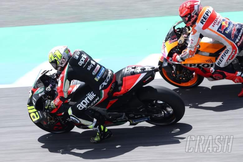 Aleix Espargaro Spanish MotoGP, 30 April 2021