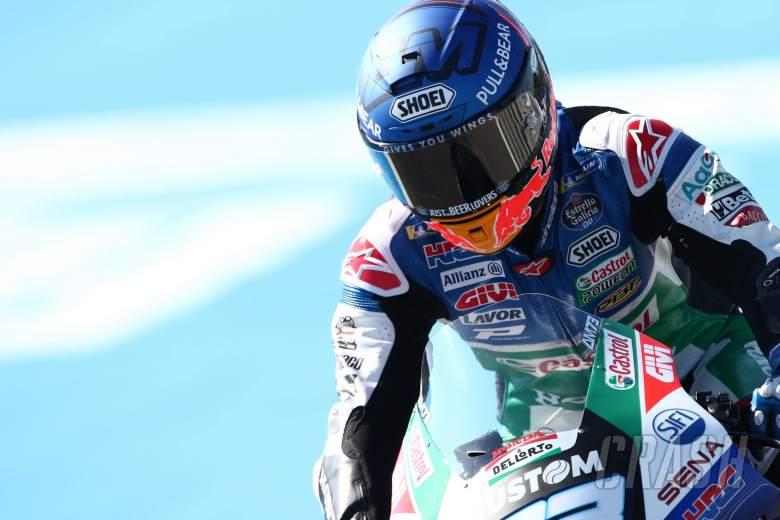 Alex Marquez Spanish MotoGP, 1 May2021