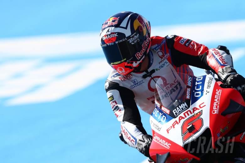 Johann Zarco Spanish MotoGP, 1 May2021