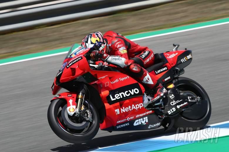 Jack Miller Spanish MotoGP, 1 May 2021