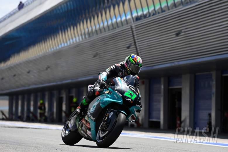 Franco Morbidelli, MotoGP, Spanish MotoGP 1 May 2021