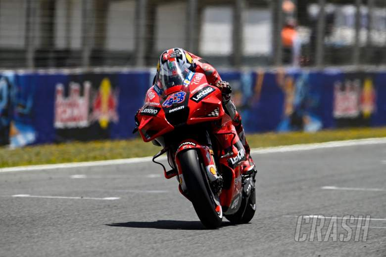 Jack Miller, MotoGP, Spanish MotoGP 1 May 2021