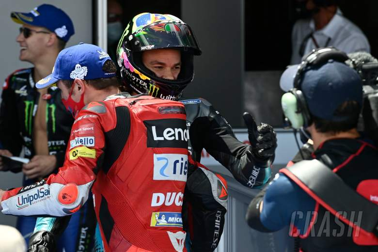 Jack Miller, Franco Morbidelli, MotoGP, Spanish MotoGP, 1 May 2021