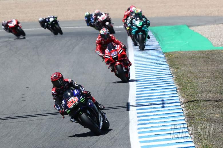 Fabio Quartararo, Spanish MotoGP race, 2 May 2021