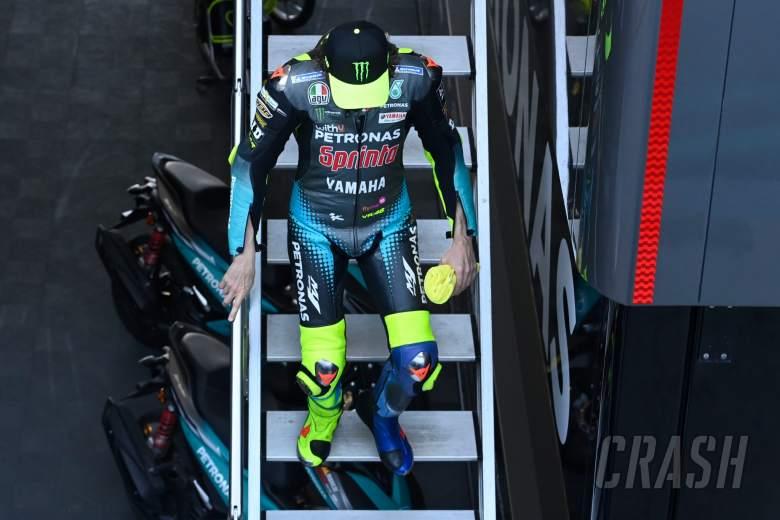 Valentino Rossi, Spanish MotoGP, 2 May 2021