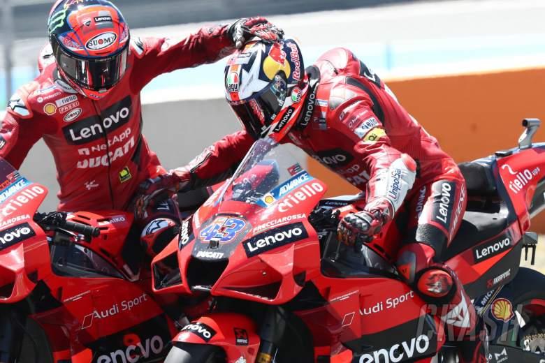 Jack Miller, MotoGP race, Spanish MotoGP, 2 May 2021