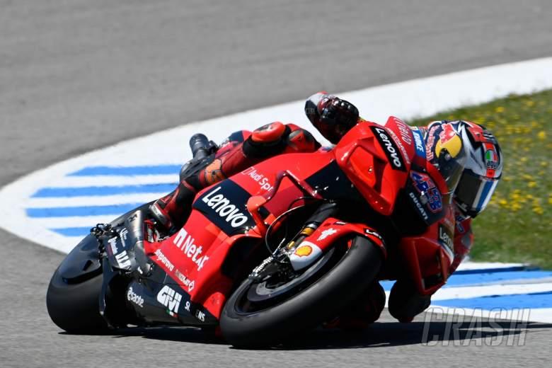 Jack Miller, Spanish MotoGP race, 2 May 2021