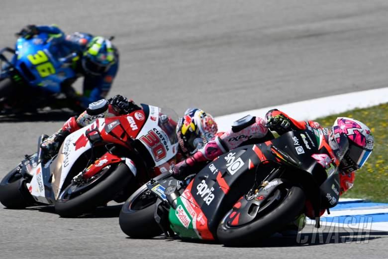 Aleix Espargaro, Spanish MotoGP race, 2 May 2021