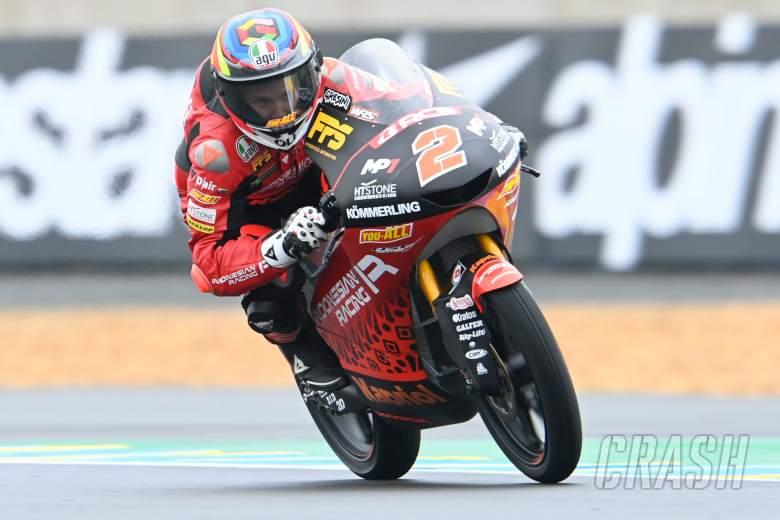 Gabriel Rodrigo, Moto3, French MotoGP, 14 May 2021