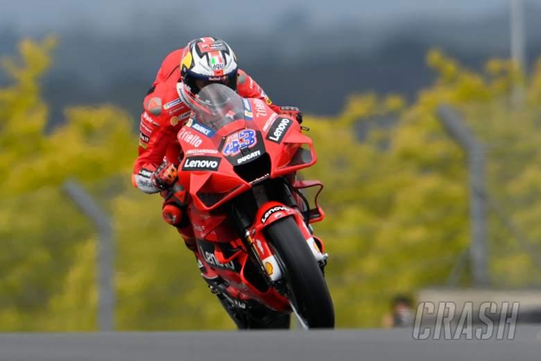Jack Miller, French MotoGP, 14 May 2021
