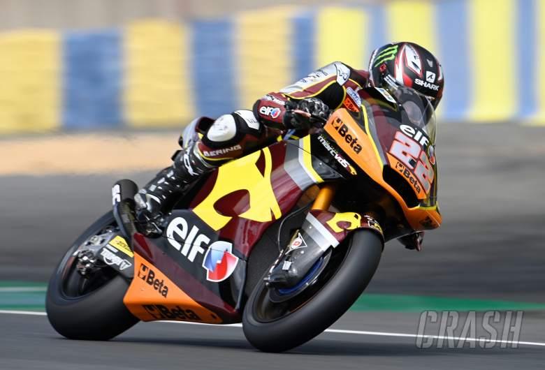 Sam Lowes, Moto2, French MotoGP, 14 May 2021