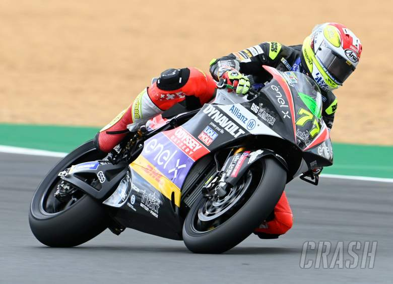 Dominique Aegerter, MotoE, French MotoGP, 14 May 2021