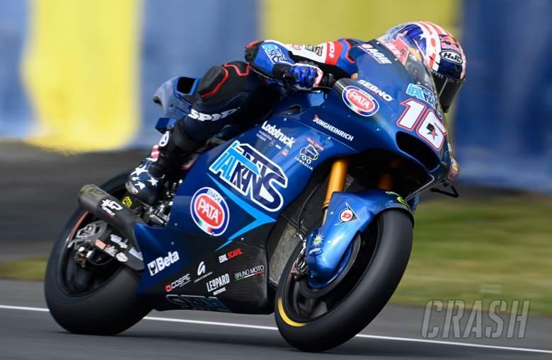 Joe Roberts, Moto2, French MotoGP, 14 May 2021