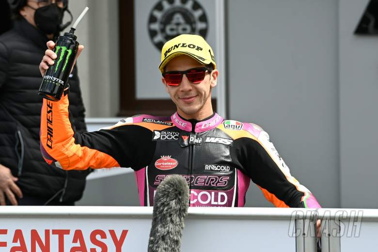 Andrea Migno, Moto3, French MotoGP, 15 May 2021