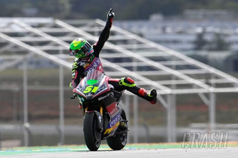 Eric Granado, MotoE race, French MotoGP, 16 May 2021
