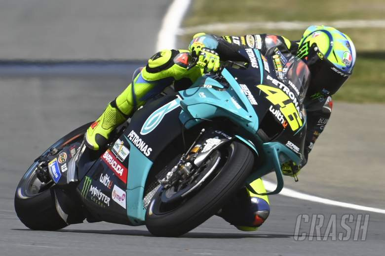 Valentino Rossi, French MotoGP race, 16 May 2021