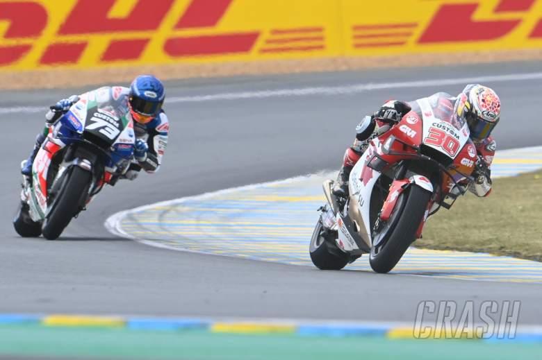Takaaki Nakagami, French MotoGP race, 16 May 2021