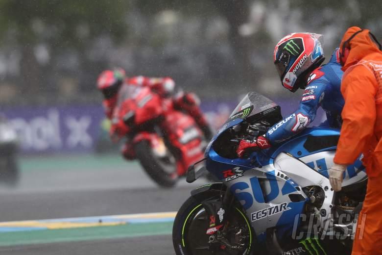 Alex Rins MotoGP Race, French MotoGP, 16 May 2021