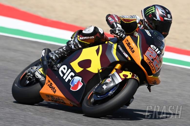 Sam Lowes, Moto2, Italian MotoGP, 28 May 2021
