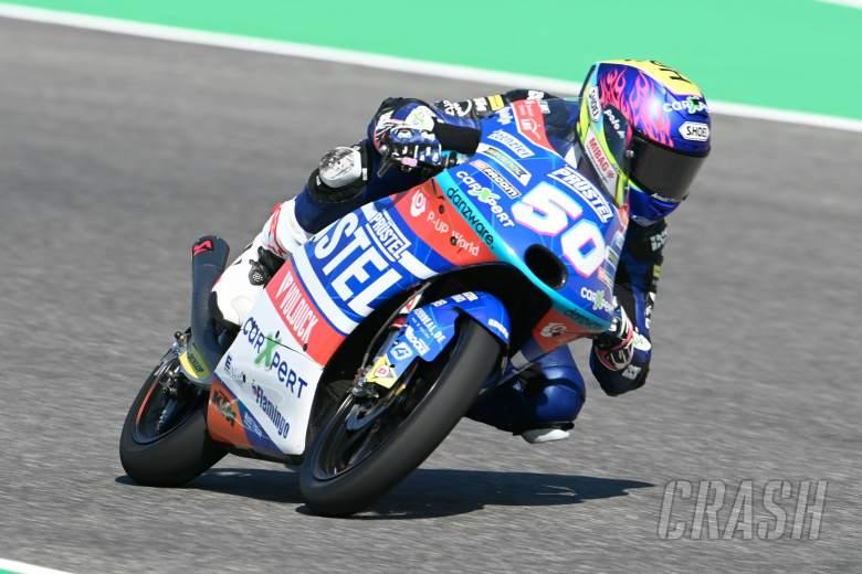 Jason Dupasquier, Moto3, Italian MotoGP, 28 May 2021