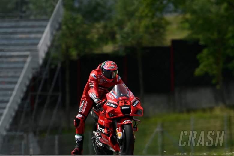 Francesco Bagnaia, MotoGP, Italian MotoGP, 29 May 2021