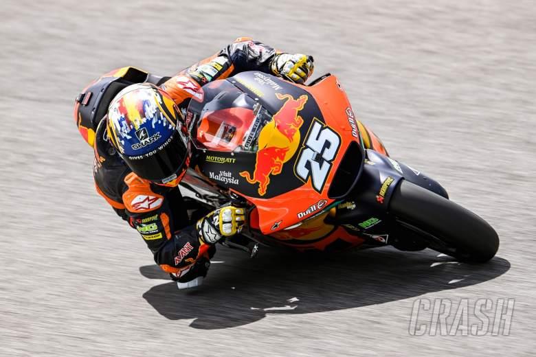 Raul Fernandez, Moto2, Italian MotoGP, 29 May 2021