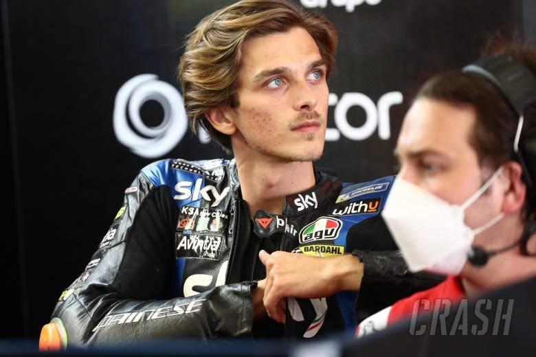 Luca Marini Italian MotoGP, 29 May 2021
