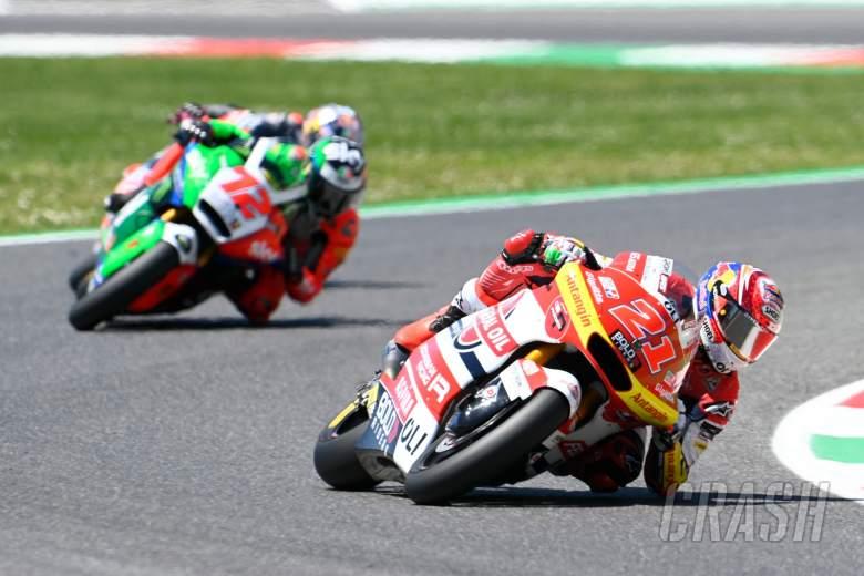 Fabio Di Giannantonio, Moto2 race, italian MotoGP, 30 May 2021