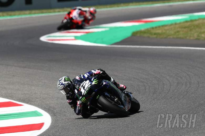 Maverick Vinales MotoGP race, Italian MotoGP, 30 May 2021