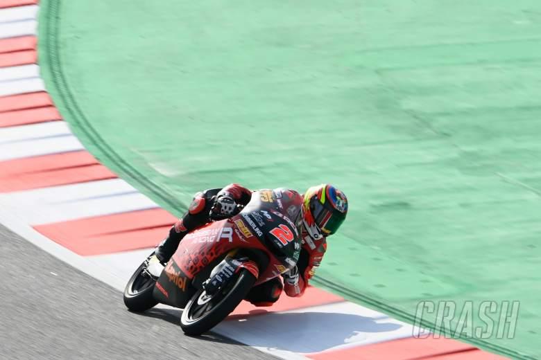 Gabriel Rodrigo, Moto3, Spanish MotoGP, 4 June 2021