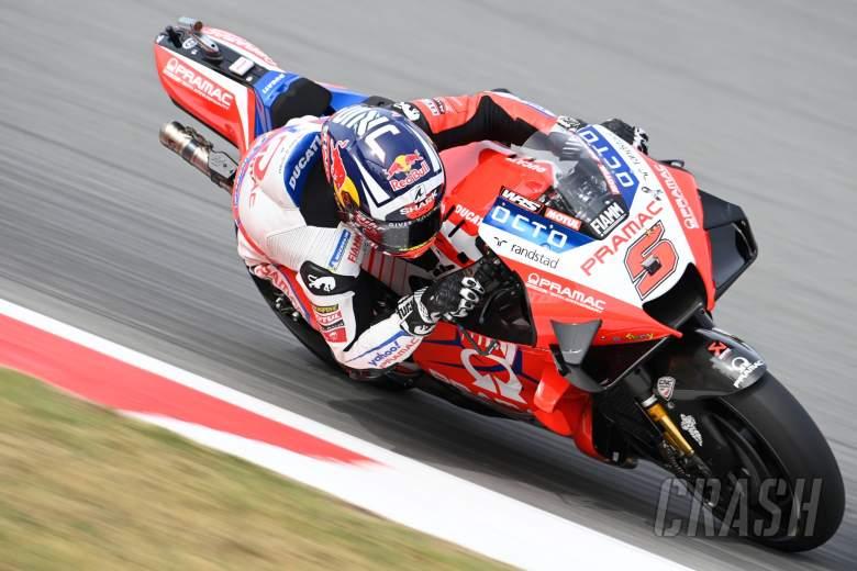 Johann Zarco, Catalunya MotoGP, 4 June 2021