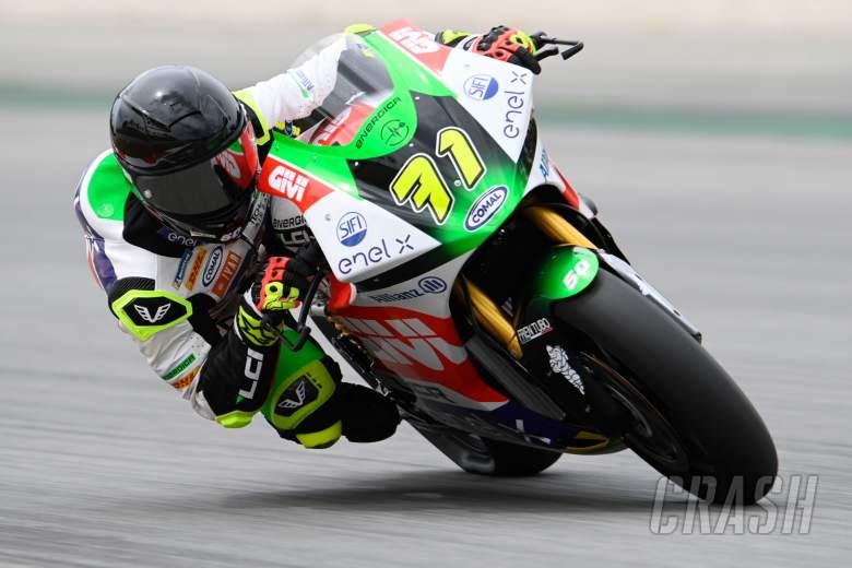 Miquel Pons, MotoE, Catalunya MotoGP, 4 June 2021