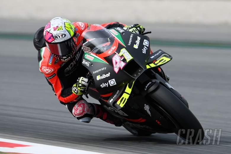 Aleix Espargaro, MotoGP, Catalunya MotoGP 4 June 2021