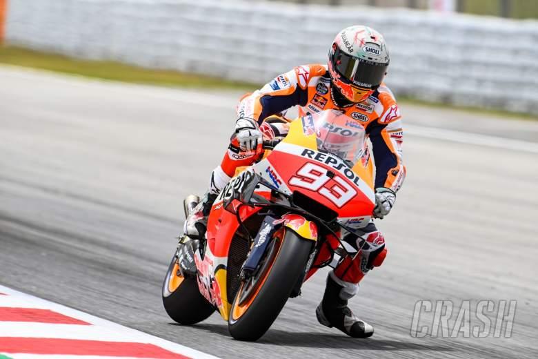 Marc Marquez, MotoGP, Catalunya MotoGP 4 June 2021
