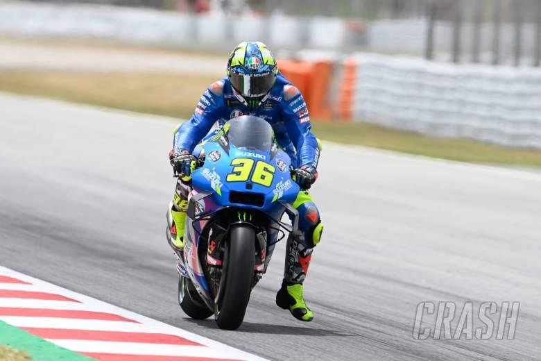 Joan Mir, MotoGP, Catalunya MotoGP 4 June 2021