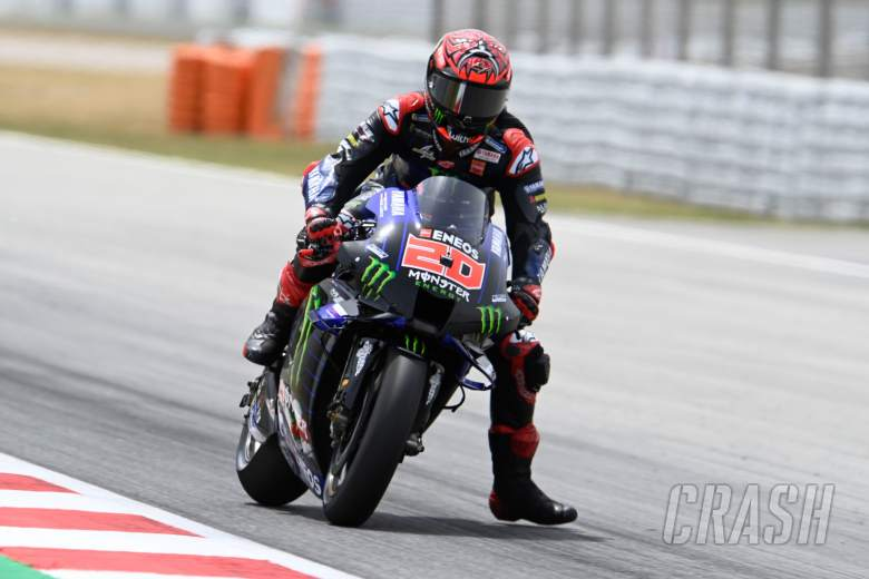 Fabio Quartararo, MotoGP, Catalunya MotoGP 4 June 2021