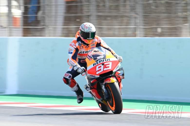 Marc Marquez, Catalunya MotoGP, 5 June 2021